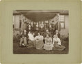 "Photography:Cabinet Photos, Susan B. Anthony with Presumed Family Members: A CompanionPhotograph to the Previous Lot. Also measuring 9.5"" x 7.75""(13.5..."