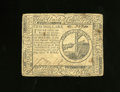 Colonial Notes:Continental Congress Issues, Continental Currency May 10, 1775 $2 Fine. We've been averagingabout one of these a year in all of our auctions combined....