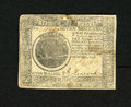 Colonial Notes:Continental Congress Issues, Continental Currency September 26, 1778 $7 Very Fine. A small tearis found at the top of this attractive Continental note....