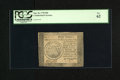 Colonial Notes:Continental Congress Issues, Continental Congress Issue September 26, 1778 $50 Very ChoiceNew....