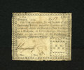 Colonial Notes:Georgia, Georgia June 8, 1777 $1/4 Very Good. Two small repairs are noticedon the back of this scarce note. We have never before had...