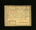 Colonial Notes:Massachusetts, Massachusetts May 5, 1780 $2 Choice New. This note has not beencancelled and it has the red interest paid stamp....