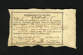 Colonial Notes:Massachusetts, Massachusetts Militia 1809 Very Fine. This approximate 5.5 by 3.5inch interesting paper instructs Wm. Carpenter of Norton, ...