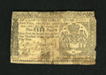 Colonial Notes:New York, New York April 2, 1759 £2 Fine. Repaired from the back but wellsigned and wholly legible. A very scarce note, not priced a...