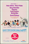 """Movie Posters:Comedy, What's New, Pussycat? (United Artists, 1965). One Sheet (27"""" X 41"""") Style A. Comedy.. ..."""