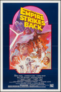 """Movie Posters:Science Fiction, The Empire Strikes Back (20th Century Fox, R-1982). One Sheet (27"""" X 41""""). Science Fiction.. ..."""