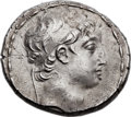Ancients:Greek, Ancients: SELEUCID KINGDOM. Demetrius II Nicator, first reign(146-138 BC). AR tetradrachm (29mm, 16.09 gm, 12h)....