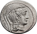 Ancients:Greek, Ancients: ATTICA, Athens. Ca. 165-42 BC. AR tetradrachm (29mm,16.85 gm, 12h)....