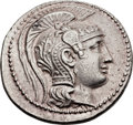 Ancients:Greek, Ancients: ATTICA, Athens. Ca. 165-42 BC. AR tetradrachm (30mm, 16.86 gm, 11h)....