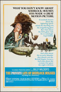 """Movie Posters:Mystery, The Private Life of Sherlock Holmes & Other Lot (United Artists, 1970) Style A. One Sheets (2) (27"""" X 41""""). Mystery.. ... (Total: 2 Items)"""