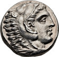 Ancients:Greek, Ancients: MACEDONIAN KINGDOM. Alexander III the Great (336-323 BC).AR tetradrachm (24mm, 17.18 gm, 4h)....