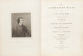 Books:Literature Pre-1900, Geoffrey Chaucer. The Canterbury Tales of Chaucer... Oxford:At the Clarendon Press, 1798. Second edition. Fro... (Total: 2Items)
