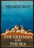 Books:Fiction, Ernest Hemingway. The Old Man and the Sea. Scribner's, 1952.First edition. From a private collection in North...