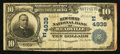National Bank Notes:Pennsylvania, Meadville, PA - $10 1902 Plain Back Fr. 631 The New First NB Ch. #(E) 4938. ...
