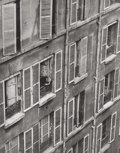 Photographs:20th Century, ANDRÉ KERTÉSZ (Hungarian, 1894-1985). Paris, Rue Vavin,1925. Gelatin silver, printed before 1955. 9-3/4 x 7-5/8 inches ...