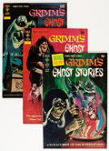 Bronze Age (1970-1979):Horror, Grimm's Ghost Stories #1-44 Near Complete Run Savannah pedigreeGroup (Gold Key, 1972-79) Condition: Average VF+.... (Total: 51Comic Books)