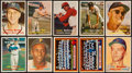 Baseball Cards:Sets, 1957 Topps Baseball Partial Set (263/407). ...
