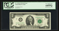 Error Notes:Mismatched Prefix Letters, Fr. 1935-B $2 1976 Federal Reserve Note. PCGS Very Choice New64PPQ.. ...