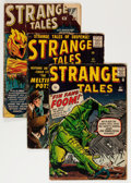 Silver Age (1956-1969):Horror, Strange Tales Silver Age Pre-Superhero UK Editions Group (Marvel,1957-62) Condition: Average GD-.... (Total: 20 Comic Books)
