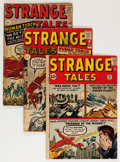 Silver Age (1956-1969):Horror, Strange Tales UK Editions Group (Marvel, 1962-65) Condition:Average GD.... (Total: 15 Comic Books)