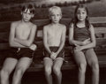 Photographs:20th Century, JUDITH JOY ROSS (American, b. 1946). Untitled, from Eurana Park, Weatherly, PA, 1982. Gelatin silver . 7-7/8 x 9-5/8 in...