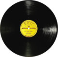 "Music Memorabilia:Recordings, Elvis Presley ""Good Rockin' Tonight"" 78 Sun 210 (1954)...."