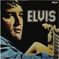 Music Memorabilia:Recordings, Elvis Presley You'll Never Walk Alone LP RCA Camden CDS 1088Stereo (UK 1971)....