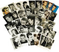 Movie/TV Memorabilia:Memorabilia, Vintage James Dean Postcards from Europe....