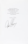 Books:Americana & American History, Tom Clancy. Submarine [and:] Armored Cav. Putnam's,1993 and 1994. Signed, limited editions. ... (Total: 2Items)
