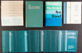 Books:Philosophy, [Ayn Rand and Nathaniel Branden]. Group of Ayn Rand-Related Material. [New York: 1960s - 1970s].... (Total: 9 Items)