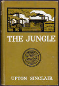 Books:Fiction, Upton Sinclair. The Jungle. New York: The Jungle PublishingCompany, 1906. First edition....