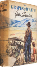 Books:Literature 1900-up, John Steinbeck. The Grapes of Wrath. New York: Viking,[1939]. First edition....