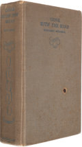 Books:Fiction, Margaret Mitchell. Gone With the Wind. Macmillan, 1936.First edition, first printing. From a private collecti...
