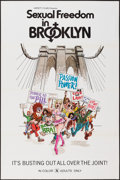 """Movie Posters:Adult, Sexual Freedom in Brooklyn & Others Lot (Variety Films, 1971). One Sheets (11) (25"""" X 38"""", 27"""" X 41"""", & 28"""" X 40""""). Adult.. ... (Total: 11 Items)"""