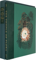 Books:Natural History Books & Prints, Robert Thornton. The Temple of Flora or Garden of theBotanist. Folio Society, 2008. Limited editi...