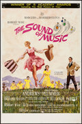 """Movie Posters:Academy Award Winners, The Sound of Music (20th Century Fox, 1965). One Sheet (27"""" X 41"""")Academy Award Style. Musical.. ..."""