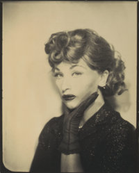 CINDY SHERMAN (American, b. 1954) Untitled (Lucille Ball), 1975 Fujicolor Crystal Archive, 2001 1