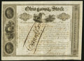 Obsoletes By State:Ohio, Columbus, OH- The State of Ohio $300 Nov. 24, 1843 . ...