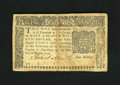 Colonial Notes:New York, New York March 5, 1776 $1/2 Very Fine. The center fold is heavy butremains strong....