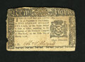 Colonial Notes:New York, New York March 5, 1776 $1 Fine-Very Fine. This example has a bit ofroughness and staining, but is quite legible....