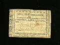 Colonial Notes:North Carolina, North Carolina April 23, 1761 10s Fine. This note has been torn in half length and width-wise. Early materials have repaired...