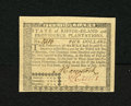 Colonial Notes:Rhode Island, Rhode Island July 2, 1780 $5 New. A near gem example with excellentembossing and bold signatures and a tape repair strip on...