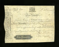 Colonial Notes:Virginia, Virginia July 17, 1775 £5 Very Fine-Extremely Fine. Here is a lovely example of this large format note which is nice for th...