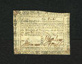 Colonial Notes:Virginia, Virginia March 1, 1781 $750 About New. This is the variety on theslightly thicker paper. This note has healthy edges and sh...