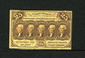 Fractional Currency:First Issue, Fr. 1279 25c First Issue Choice New. Rich yellow ink colors highlight the paper on this boldly printed and well embossed per...