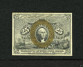 Fractional Currency:Second Issue, Fr. 1286 25c Second Issue Gem New. This astounding gem from our Central States Signature Sale has plentiful margins and perf...