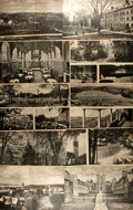 Books:Prints & Leaves, Group of Sixteen Photographs on Paper Depicting Cornell University in the 1930s. Measures approximately 13.5 x 9.5 inches. N...
