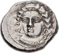 Ancients:Greek, Ancients: CILICIA. Tarsus. Pharnabazus, as Satrap (380-374/3 BC).AR stater (23mm, 10.79 gm, 6h).  ...