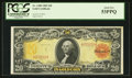 Large Size:Gold Certificates, Fr. 1180 $20 1905 Gold Certificate PCGS About New 53PPQ.. ...