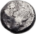 Ancients:Judaea, Ancients: JUDAEA. Philistia. Gaza. Ca. 5th-4th centuries BC. ARquarter-shekel or drachm (14mm, 3.70 gm, 7h). ...